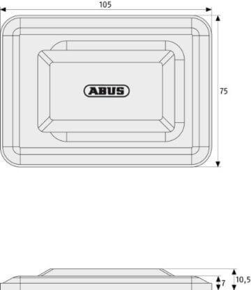 ABUS Gitterrostsicherung GS40 Vergleich