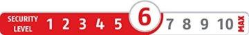 ABUS Gitterrostsicherung GS40