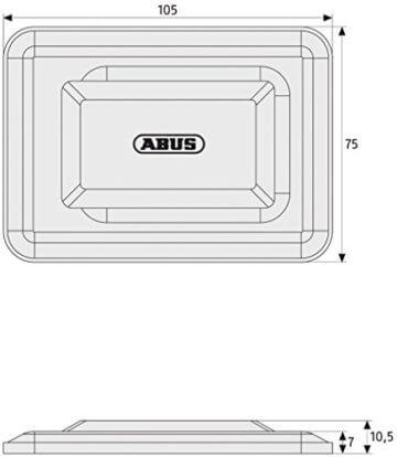 ABUS Gitterrostsicherung GS60 SB
