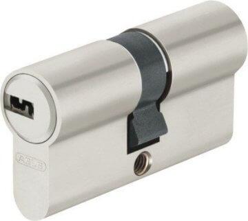 ABUS Türzylinder mit 5 Schlüsseln