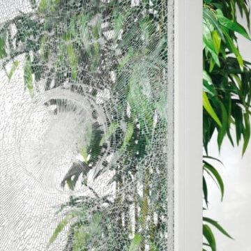 atFoliX Einbruchschutzfolie FX-Clear-12mil-Indoor (122 cm * 1 lfm) - 3