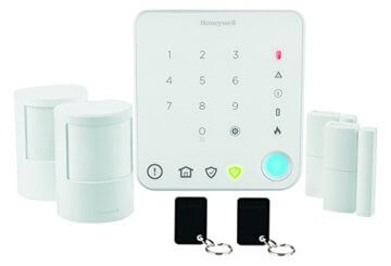 Honeywell Security Funk-Alarmanlagen-Set Bild