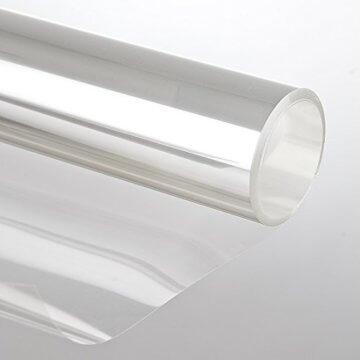 Sicherheitsfolie Splitterschutzfolie  Fensterfolie Schutzfolie Einbruchschutz Kratzfest 75 x 300cm - 2