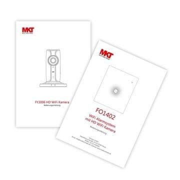 Multi Kon Trade: FO1402 WIFI Alarmanlage Preisvergleich